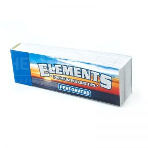 Elements Perforated Premium Rolling Tips Canada Character Co.l
