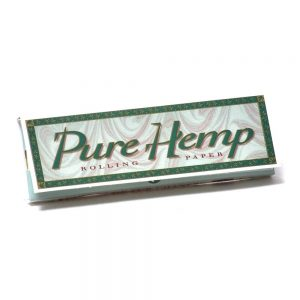 Pure Hemp Rolling Papers Single Wide Canada Character Co.