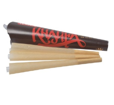 Wiz Khalifa Pre Rolled Raw Cones Kingsize Character Co