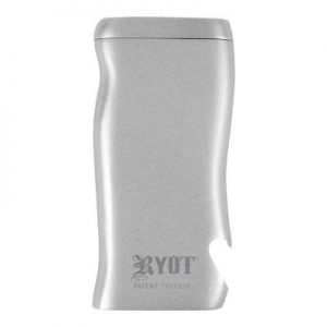RYOT Super Magnetic Taster Box Silver Canada Character Co.