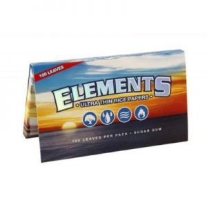 Elements Ultra Thin Rice Paper - SW DBL