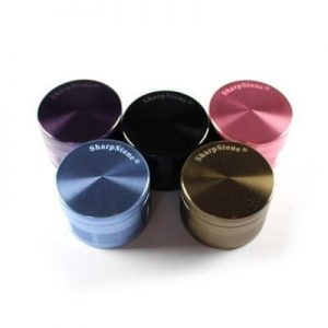 SharpStone 4-Piece Grinder Pollinator Medium