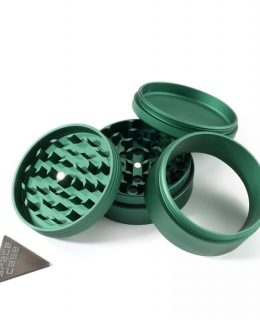 Space Case 4-Piece Grinder Medium Canada Character Co.