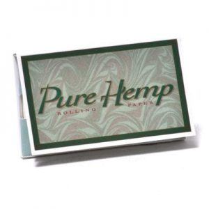 Pure Hemp Rolling Papers 112 Canada