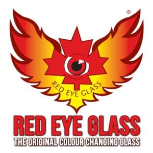 red eye glass logo