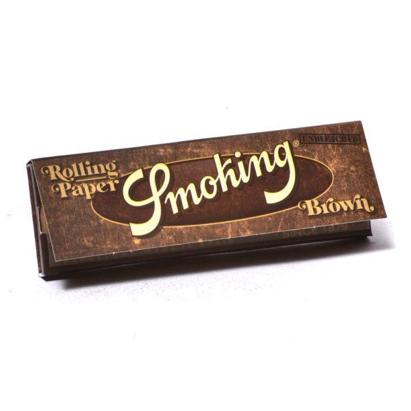 Smoking Brown Rolling Papers 1 1/4