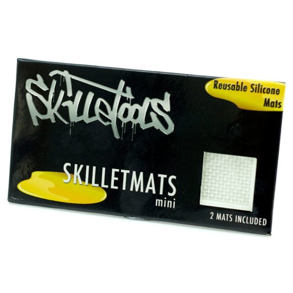 Skilletmat small skilletools silicone mat pack of 2 Character Co. Canada