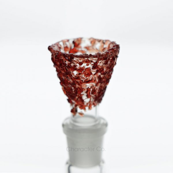 Envy Glass Red Pop Rock Inline