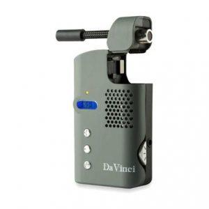 Da Vinci Grey Portable Vaporizer