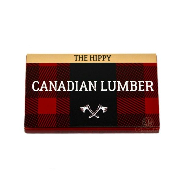 Canadian Lumber The Hippy Rolling Papers Canada Character Co.