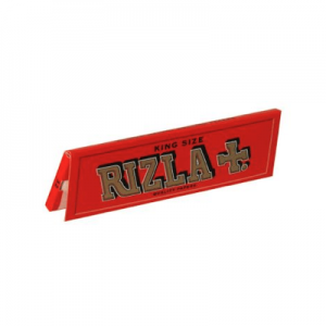 Rizla Red Standard Burn Rolling Papers King Size Canada Character Co.