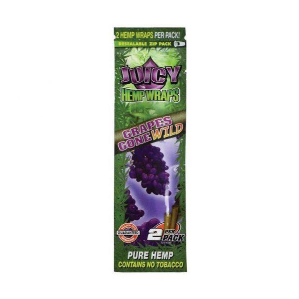 Juicy Jay Grape Hemp Wraps