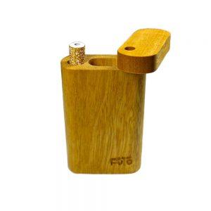 Futo Pinch Hitter Micro Slim Dugout - Wood