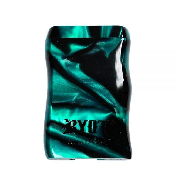 MPB Magnetic Shorty Poker Box by RYOT - Green