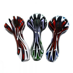 Reversal Spoon Glass Pipes