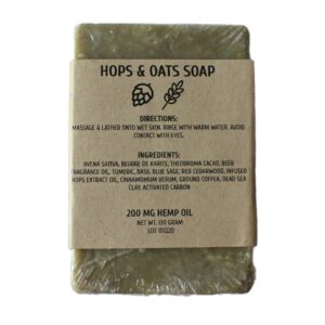 Hops and Oats Soap