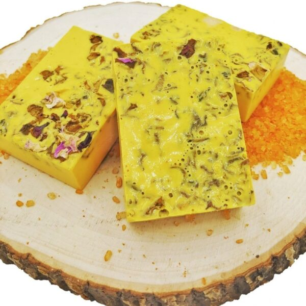 Rose and Tumeric Soap