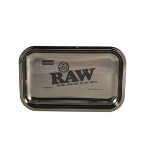 RAW Limited Edition Black Gold Rolling Tray