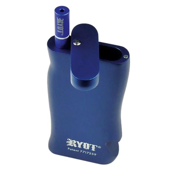 RYOT MPB Aluminum Magnetic Poker Box w/ Bottle Opener & Matching Taster Bat