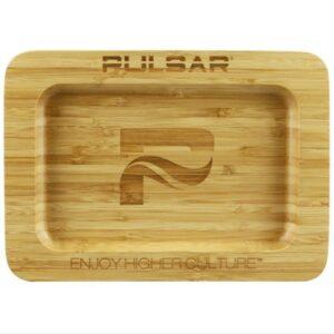 Pulsar Bamboo Rolling Tray