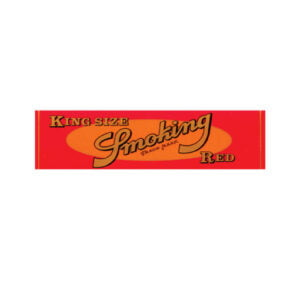 Smoking Red Rolling Papers King Size